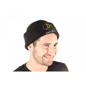 Fleece Hats Black | DT Baits